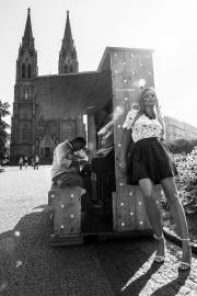Honza Kořínek –Street of LOVE: Barbora Mottlová