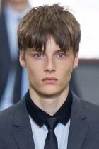 Pánské účesy S/S 2016 – Dior Homme