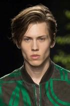 Pánské účesy S/S 2016 – Hermès