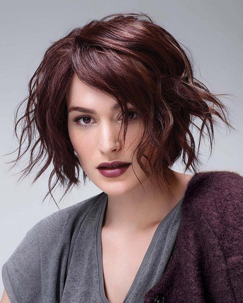Polodlhé vlasy 2015/2016 – galéria účesov pre jeseň/zima