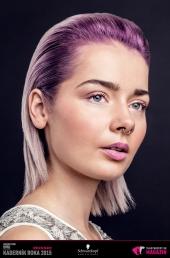 Kaderník roka 2015: Objav roka (Daria Hekerlová – Hairthusiasts)