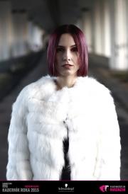 Kaderník roka 2015: Dámsky komerčný účes Čechy (Adéla Kodetová – Dual Studio)