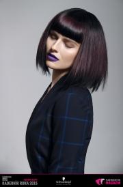 Kaderník roka 2015: Cena tlače SR (Marieta Murga – Lekart Hairdressing)