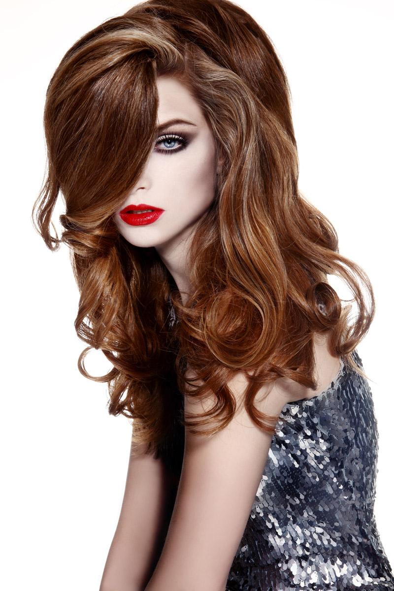 Účes Volume štýl, kaderníctvo Hair Art Design – Monika Kostecká.