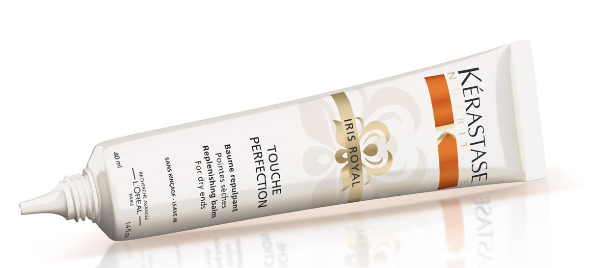 Péče pro suché vlasy od Kérastase – Nutritive Irisome obsahuje i nový balzám pro suché vlasy Touche perfection