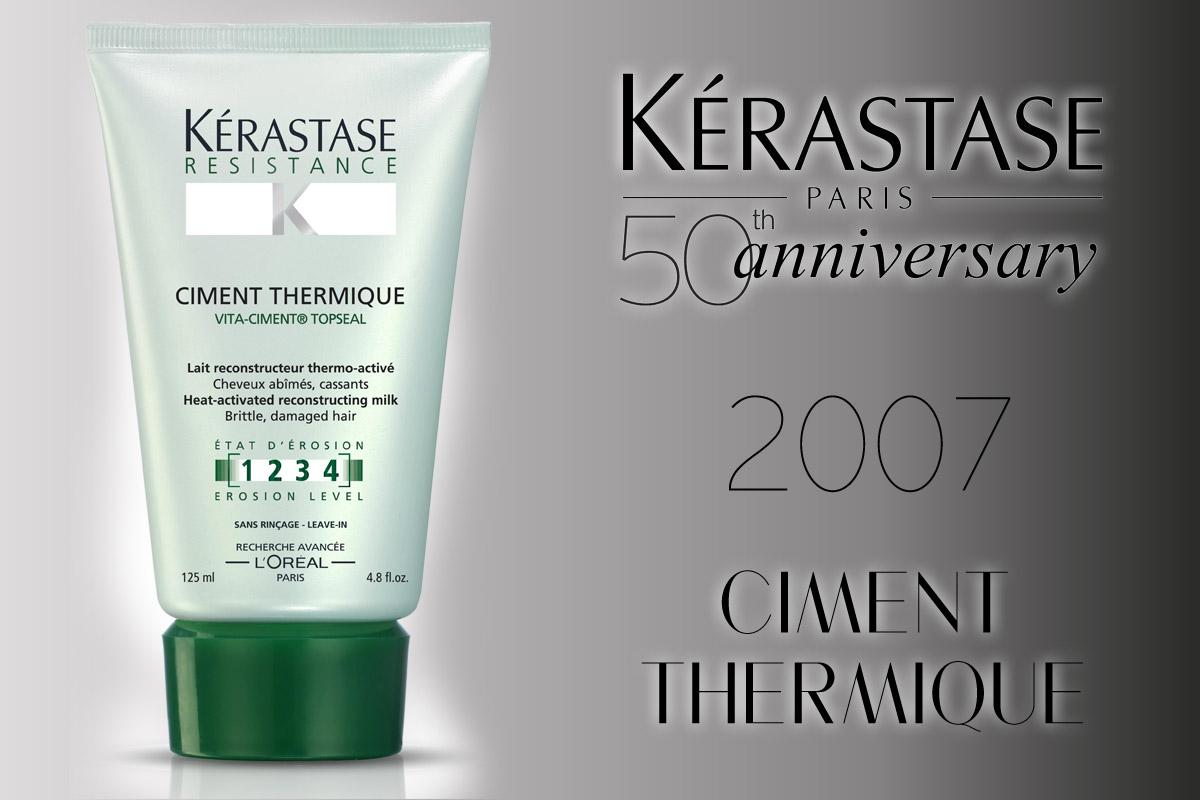 CIMENT THERMIQUE – 2007