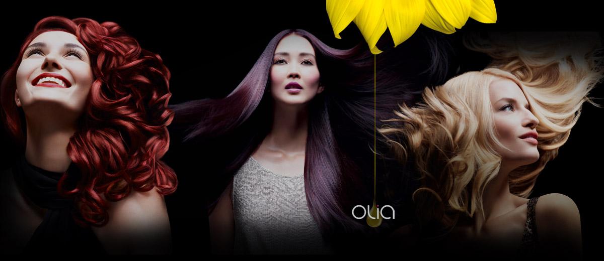 Farby na vlasy Garnier OLIA – fantastická revolúcia v domácom farbení! 25afe4487f4