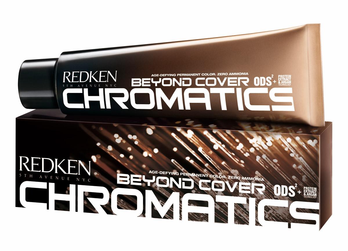 Redken CHROMATICS BEYOND COVER – farba pre ženy so 100% bielych vlasov
