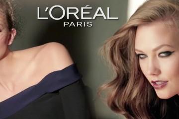 Topmodelka Karlie Kloss sa stala novou tvárou L'Oréal Paris a k tomu dostala nádherný nový účes – vlnitý lob, ktorý bude inšpiráciu aj pre vás.