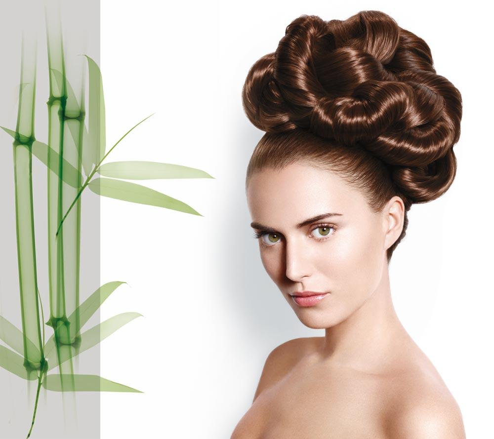 Vlasová kozmetika Biolage Fiber Strong vďaka špeciálnej technológii a výťažku z bambusu vie dodať vlasom silu a súčasne neuveriteľnú hebkosť.