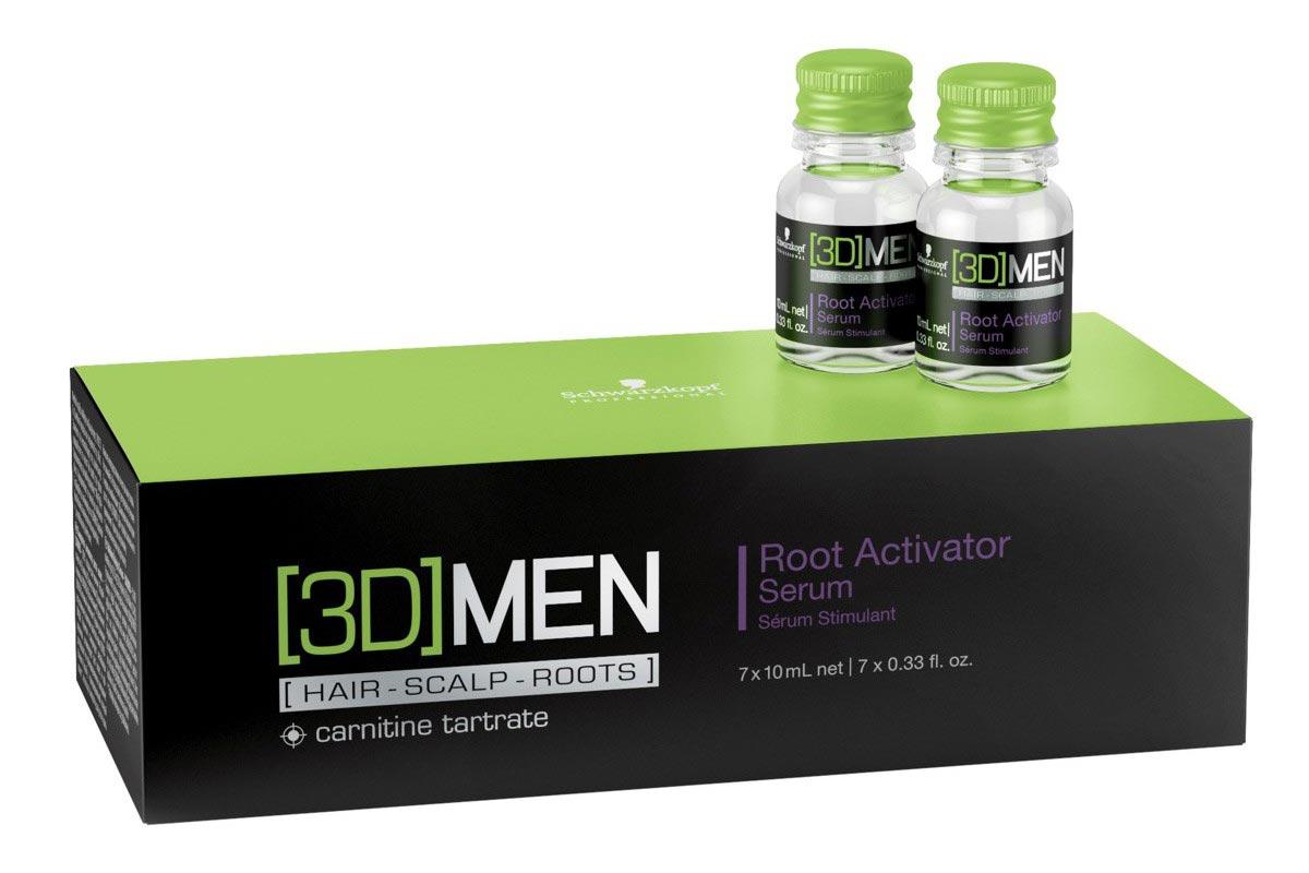 [3D]MEN Sérum pre aktiváciu korienkov