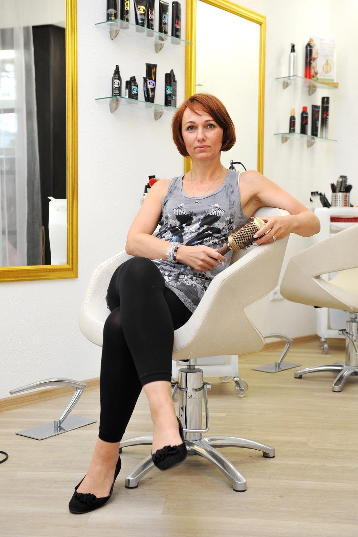 Jitka Svobodová, majiteľka kaderníckeho salónu FREEDOM v Českých Budějoviciach