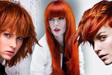 Medená farba na vlasy nepristane každému, ale väčšina z nás o nej už niekedy uvažovala. Pristane vám? Zistite to a inšpirujte sa v galérii medených účesov.