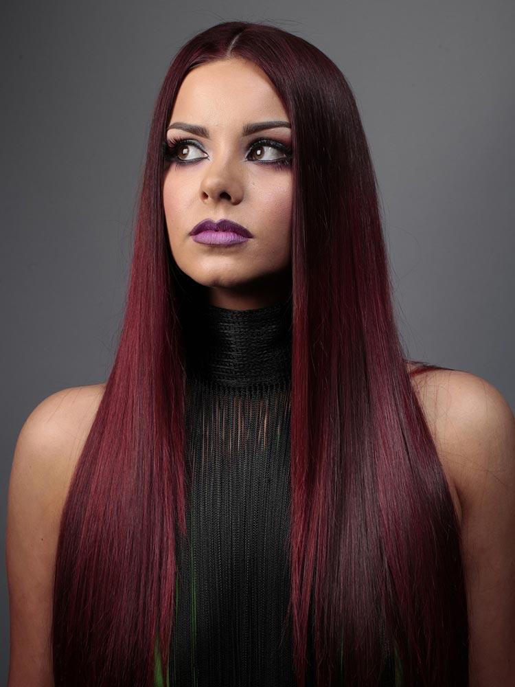 Účesy pre dlhé vlasy – nové trendy pre jeseň zima 2014 2015  Odtiene 7da3353f088