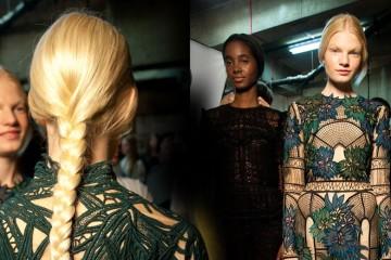 Nahliadnite do zákulisia londýnskych módnych prehliadok a inšpirujte sa novými nápadmi na účesy, ktoré pre top návrhárov pripravila značka L'Oréal.