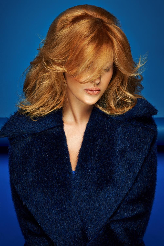 Karel Dražan – Blond Silhouette Redken jeseň/zima 2014/2015