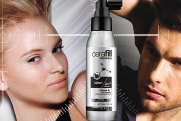 Trápi vás rednutie vlasov? Skúste novú vlasovú kozmetiku Cerafill pod hlavičkou Redken Science, ktorý prináša okamžite hustejšie, plnšie a silnejšie vlasy.