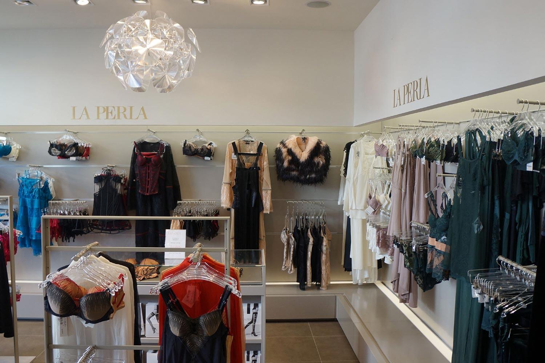 Luxusná spodná bielizeň La Perla je vraj najzmyselnejším spodným prádlom sveta. Teraz v Designer Outlet Parndorf otvára svoj outlet.