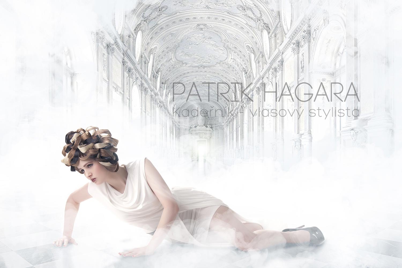 Patrik Hagara predstavuje spoločenskú kolekciu účesov pre sezónu 2014/2015 s názvom Božský náhľad do budúcnosti.