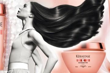 Riadiť svoj svet znamená tiež riadiť svoje vlasy, ale bez toho, aby sme ich zbavili ich slobodnej vôle! Kozmetika Discipline od Kérastase to vie.