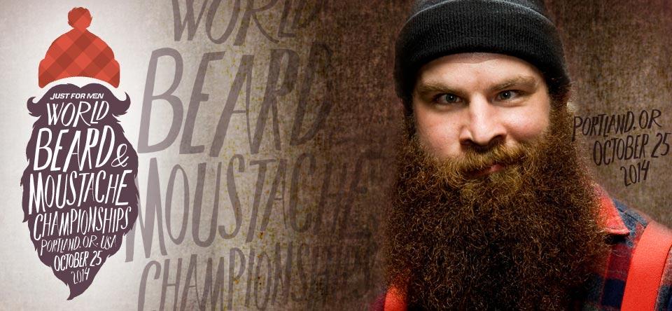 World Beard and Moustache Championships predstavuje každý rok najúžasnejších fúzačov a bradáčov!