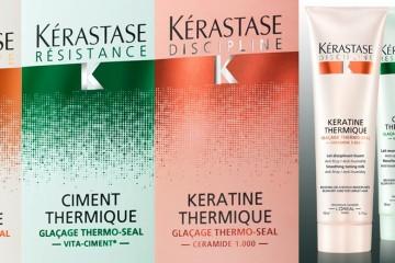 Viete, že prílišné teplo pri fénovaní poškodzuje vlasy? Nemusíte však prejsť z teplého na studené sušenie. Chráňte vlasy pomocou Glaçage-Thermique.