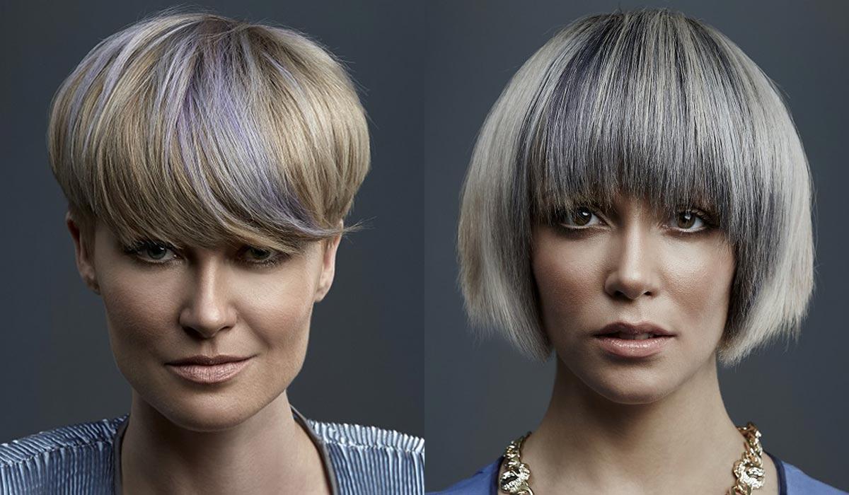Šedivý melír zabíja predsudky o šedej farbe vlasov. Už to nie je farba veku, ale nová módna farba.