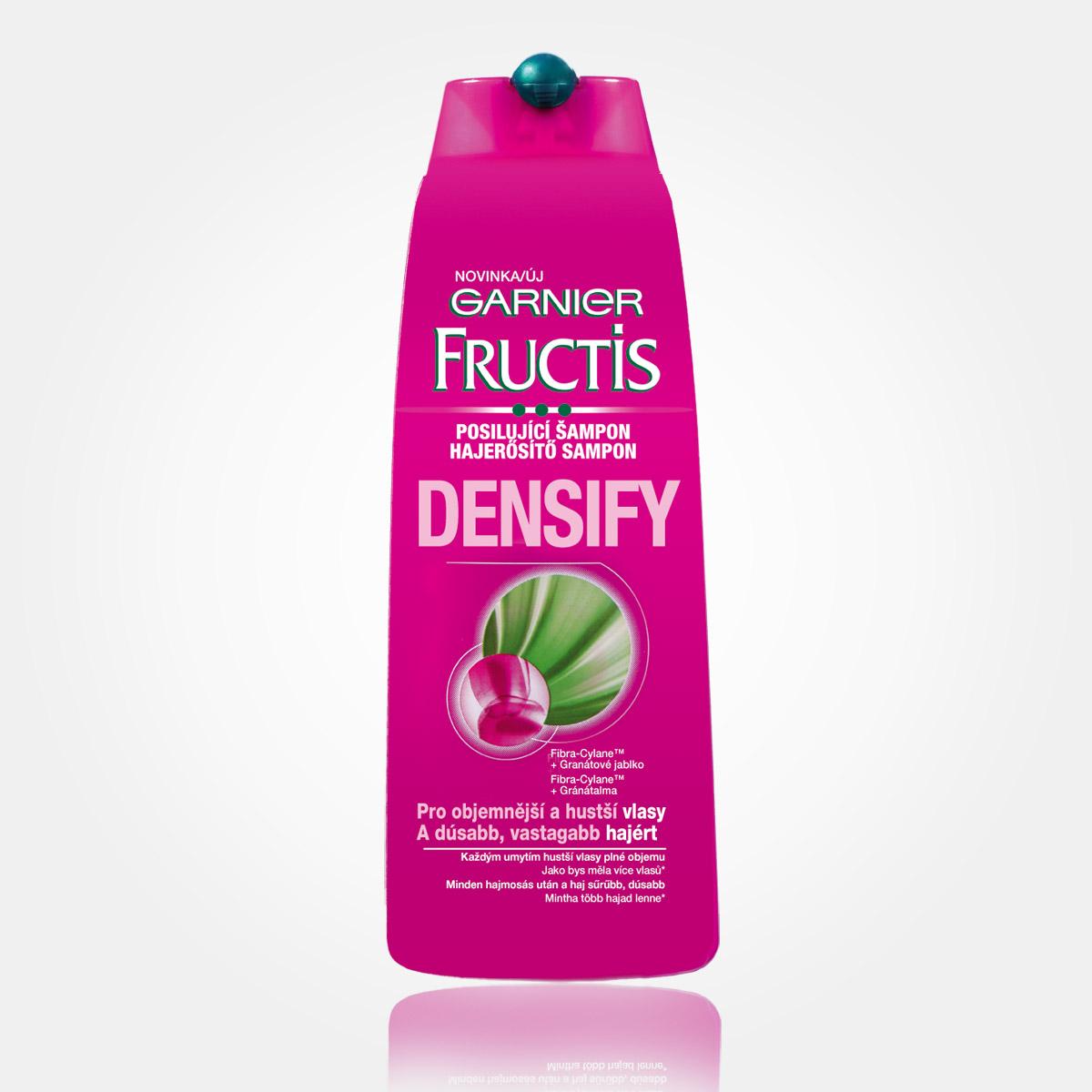 Šampón Garnier Fructis Densify