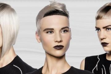 Najextrémnejší kontrast – čierna a biela. To je nový módny trend, ktorý zo šatníkov prichádza tiež do kaderníctva. Čiernobiele vlasy a účesy sú hit!