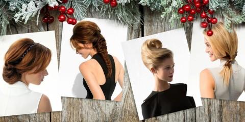 Hľadáte rýchle účesy pre dlhé vlasy, ktoré zvládnete sami za pár minút a bez pomoci kaderníka? Pozrite sa na štyri sviatočné tipy!