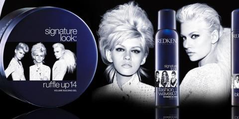 Redken prichádza s novým stylingom Signature Look, ktorý nám aj doma umožní vlasy upraviť ako v kaderníckom salóne. Zoznámte sa s tromi novými produktmi.