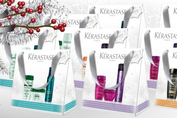 Vlasová kozmetika Kérastase je synonymom pre zdravé a krásne vlasy. Venujte ju ako vianočné darčeky 2014 v podobe špeciálnych vianočných balíčkov značky.