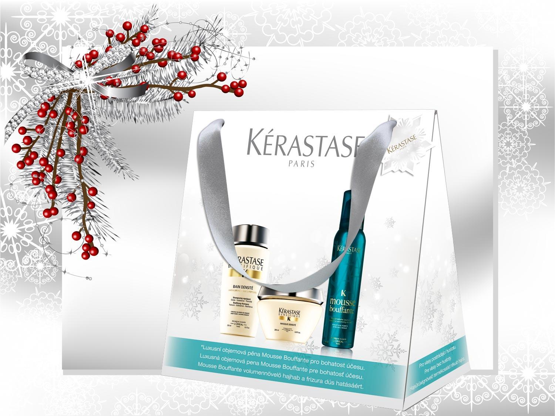 Vianočné darčeky Kérastase: Balíček – Densité