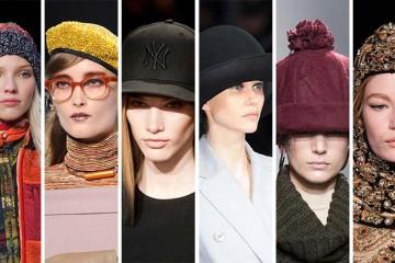 Na hlavu nepatrí len účesy, ale tiež rôzne pokrývky hlavy. Aké čiapky a klobúky sú módne tento rok v zime 2014/2015? Móda z prehliadkových mól je tu!