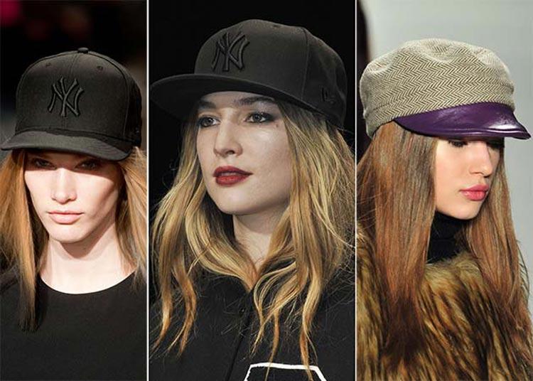 Čiapky a klobúky pre jeseň/zima 2014/2015: Zimné šiltovky sú skvelým módnym nápadom sezóny.