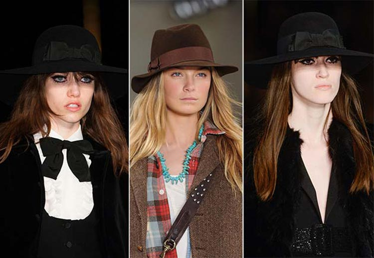 Čiapky a klobúky pre jeseň/zima 2014/2015: Klobúky už nenosí len anglická aristokracia – vrátili sa do módy!