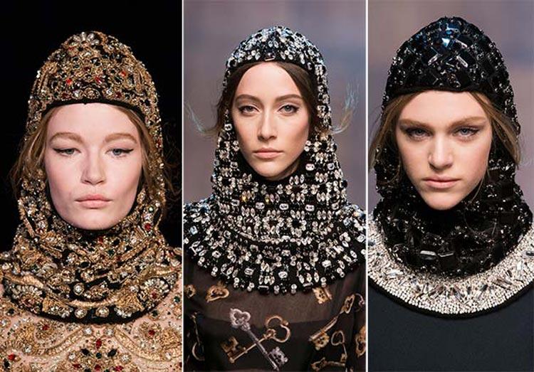 Čiapky a klobúky pre jeseň/zima 2014/2015: Kapucne, šádory aj šatky – to všetko sa tento rok nosí ako pokrývky hlavy!