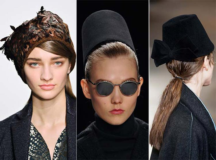 Čiapky a klobúky pre jeseň/zima 2014/2015: Skúste pokrývku hlavy, ktorý vyzerá ako tradičný turecký fez!