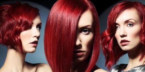Staňte so červenovláskou! Červená farba na vlasy je farbou osudových žien, ktorá dokáže zdvihnúť sebavedomie a zaručiť úspech.