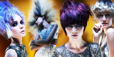 Kadernícka esá, Brian Gallagher a Matthew Horner predstavili svoje farebné vlasy v kolekcii účesov nazvanej Spellbound. Očarení budete tiež!