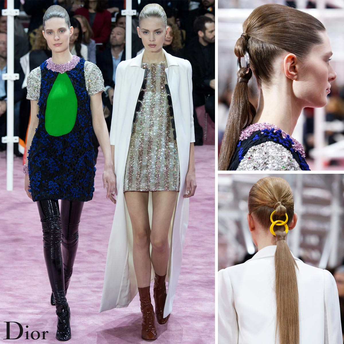 Nový copík podľa Christian Dior: Zaveste si falošné copíky!