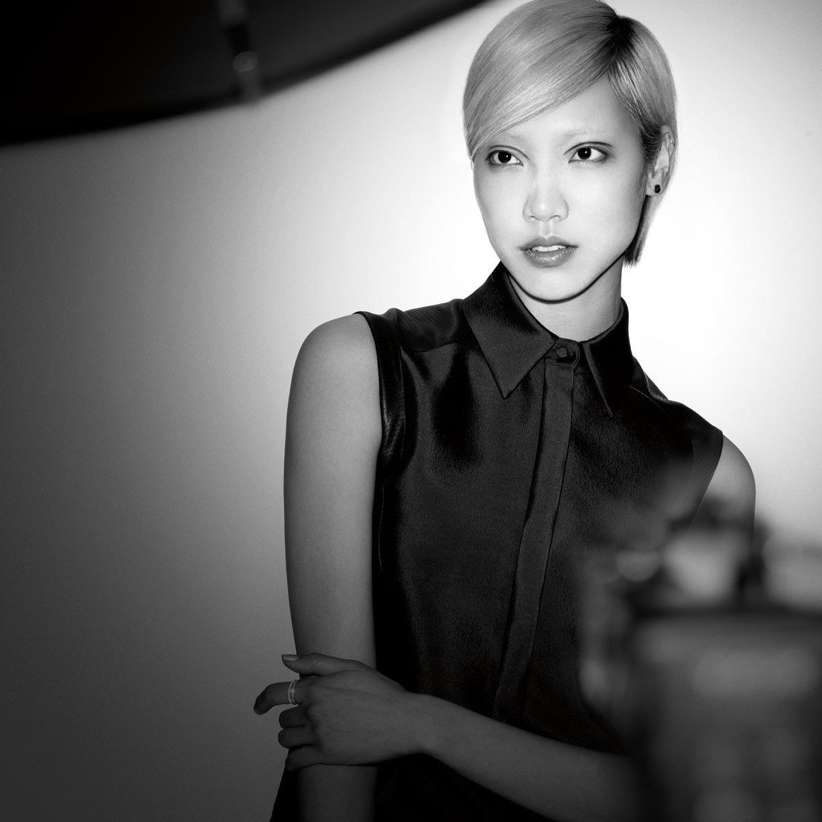 Soo Joo Park je najnovšia múza značky Redken. (Foto: Matt Irwin)
