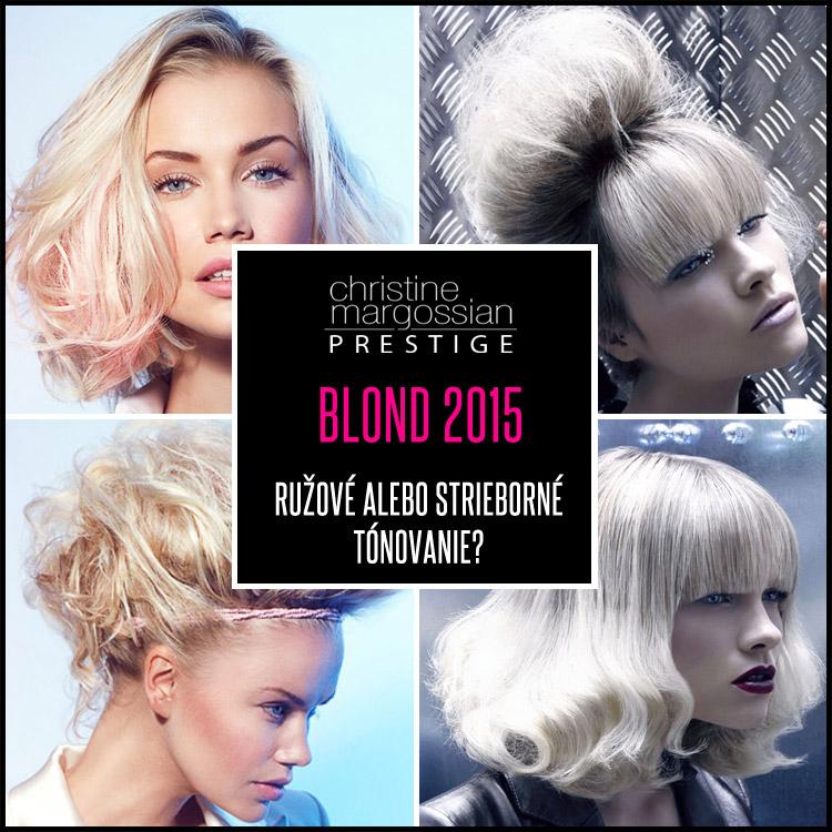 Blond účesy pre rok 2015 sa hrajú s pastelovým tónovaním. Najväčším hitom je ružová a strieborná blond. Ktorá sa vám páči viac?