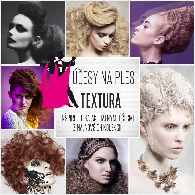 Skúsite štipku účesovej extravagancie? Pozrite sa na plesové účesy 2015, ktorých kreativita spočíva v hre s textúrou vlasov!