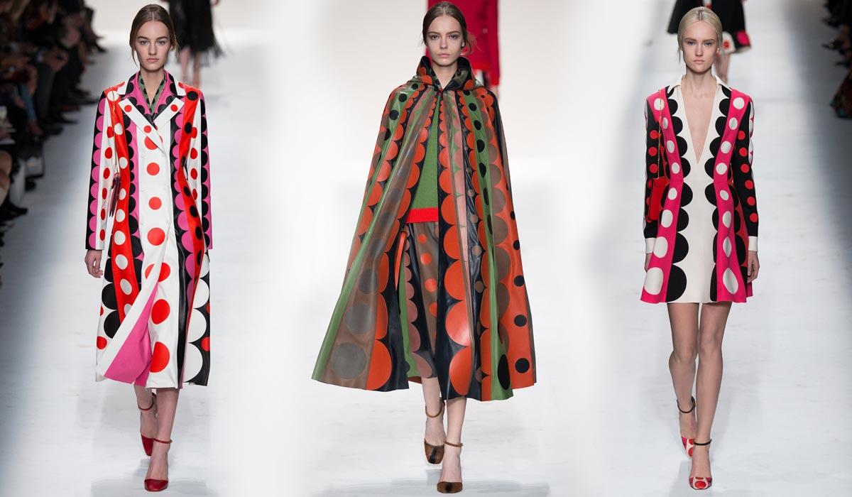 Taliansky pop-art a módne ozveny 60. a 70. rokov minulého storočia inšpirovali nielen návrhársku dvojicu značky Valentino – Maria Grazia Chiuriho a Pierpaolo Piccioliho, ale tiež kreatívneho riaditeľa Redken – Guido, ktorý nádherný chvost pre značku vymyslel.