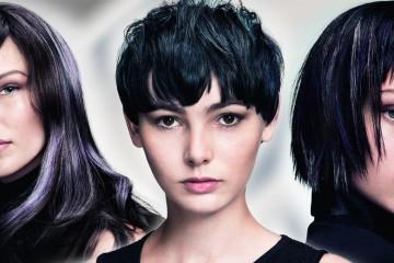 Čierne vlasy, ktoré osvieži strieborný melír, nemusia vyzerať ako prešedivené! Pozrite sa na exkluzívne melíry do tmavých aj čiernych vlasov!