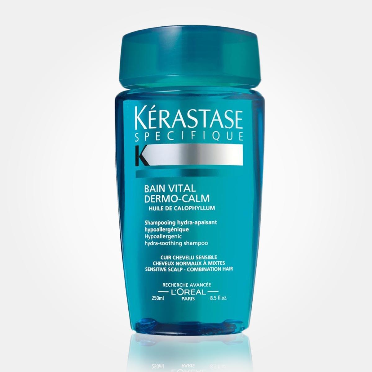 Šampón Bain Vital Dermo-Calm (250 ml), odporúčaná maloobchodná cena: 17,50 EUR