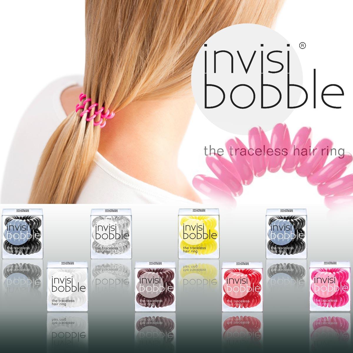 Hitom medzi vlasovými doplnkami je Invisibobble – neviditeľná gumička pripomínajúca staré telefónne šnúry.
