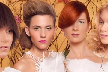 Zmeňte svoj pohľad na účesy 2015 a inšpirujte sa novou kolekciou Honza Kořínek The Butterflies, ktorú predstavilo Hair studio Honza Kořínek.