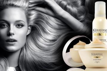 Kérastase sa chváli kozmetickou radou Kérastase Densifique u ktorej bola väčšia hustota, pevnosť a bohatosť vlasov preukázaná u 82% žien. Stojí za vyskúšanie?